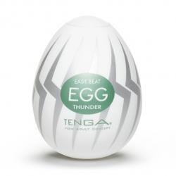 Tenga Egg Thunder – Masturbator in Eiform
