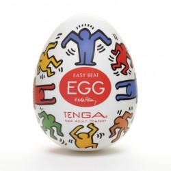 Tenga Egg Keith Haring Dance