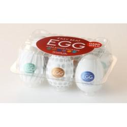 Tenga Egg Mélangé  (6 piece)
