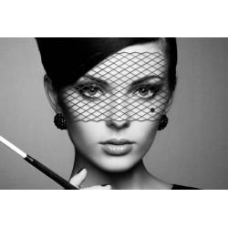 Maske Louise - Bijoux Indisc..