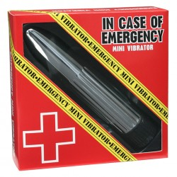 Emergency Mini Vibrator - Sp..