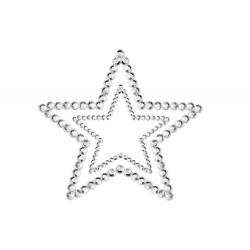 Bijoux de seins Etoile Argent - Bijoux Indiscrets