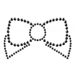 Bijoux de seins Papillon Noir - Bijoux Indiscrets