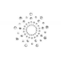 Bijoux de seins Mimi Argent - Bijoux Indiscrets