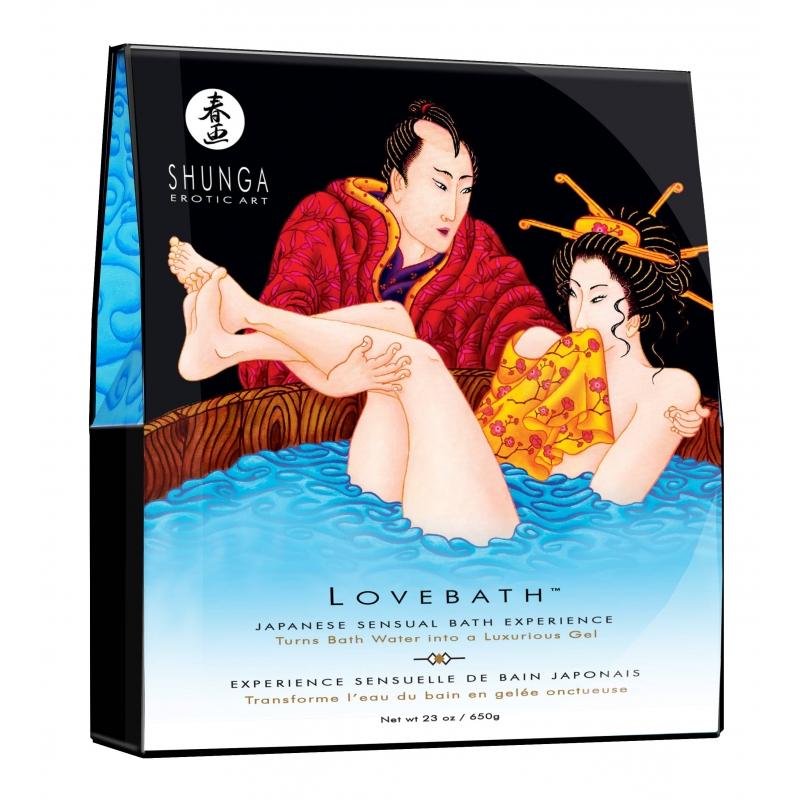 LOVE BATH - OCEAN DE TENTATIONS - SHUNGA