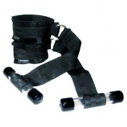 Kit d'Attaches pour Porte Door Jam Cuffs - Sportsheets