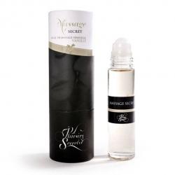 Huile de Massage Vanille - Plaisirs Secrets