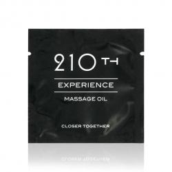 Huile de Massage en Dosette - 210 TH