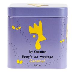 Bougie de Massage - Fraise - ByCocotte