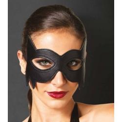 Masque Chat Faux Cuir Kink - Leg Avenue