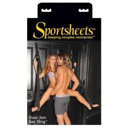 Door Jam Sex Sling -  Sportsheets