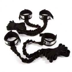 Kit de Bondage Spreader with Bungee Straps -  Fifty Shades of Grey