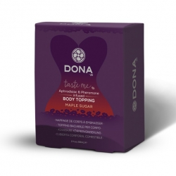 Body Topping Sucre d'Erable 60 ml - Dona