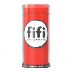 FIFI - MASTURBATOR RED WITH 5 SLEEVES