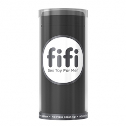 MASTURBATOR BLACK WITH 5 SLEEVES - Fifi