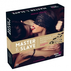 Master and Slave - Premium BDSM kit - Tease & Please