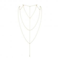 magnifique chaine dos e decollete - Or - Bijoux Indiscrets