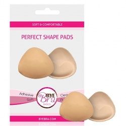 Bye Bra - Perfect Shape Pads Nude