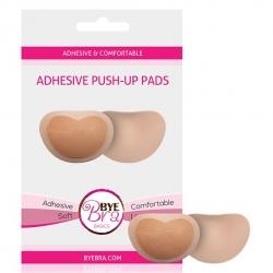 Bye Bra - Adhesive Push-up Pads Beige