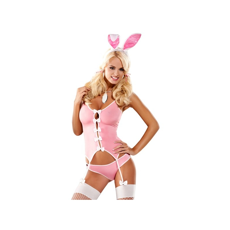 Bunny Suit Costume - Obsessive