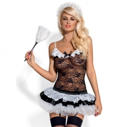 Housemaid Costume  L/XL - Obsessive