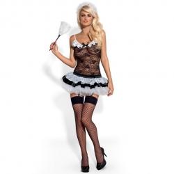 Housemaid Costume  L/XL - Obsessive